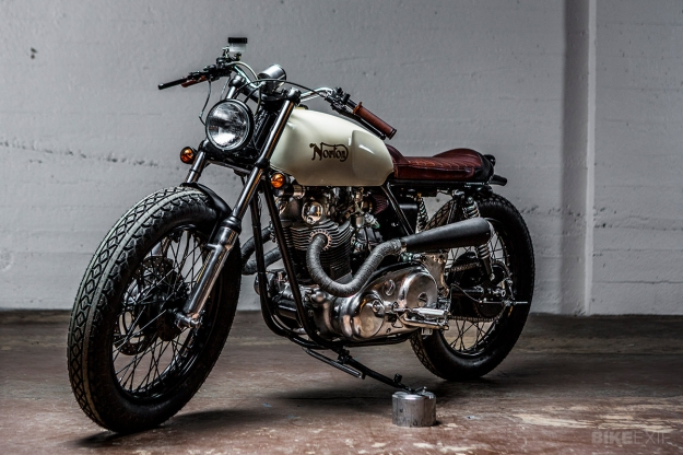The best motorcycles from 2014 so far: Norton 850 Commando built by Federal Moto of Canada.