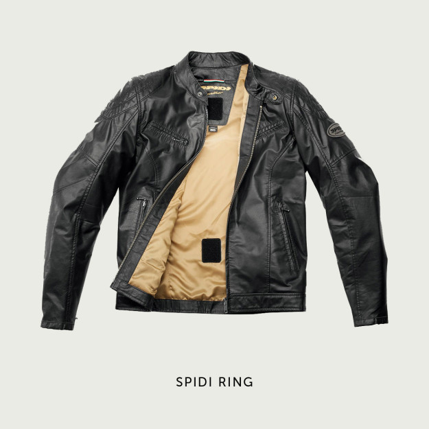 Spidi Ring motorcycle jacket