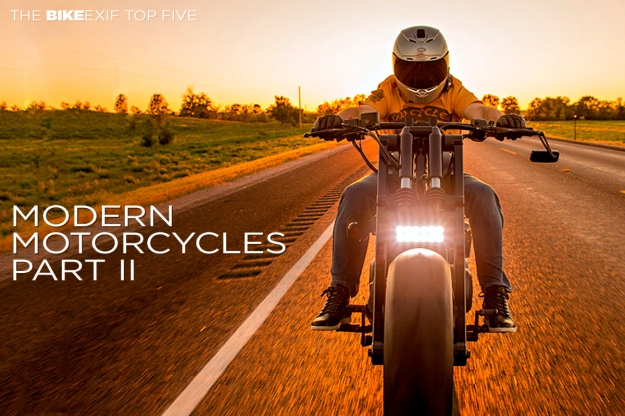 Top 5 New Motorcycles, Part II