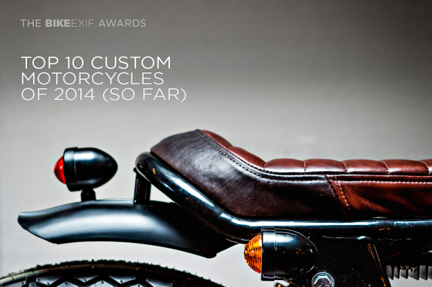 The best motorcycles from the first half of 2014, chosen by Bike EXIF readers.