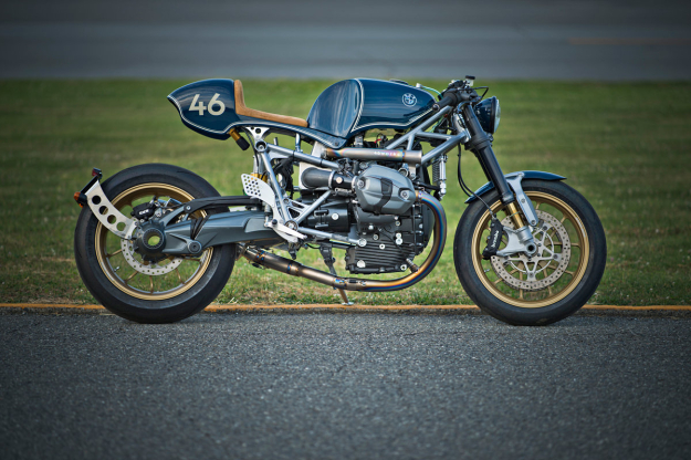 BMW R nineT by 46Works