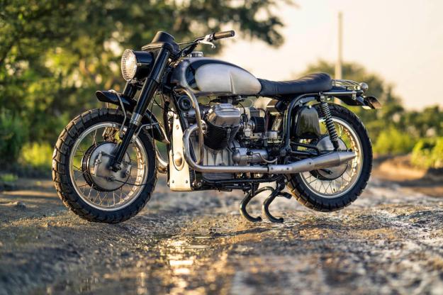 Moto Guzzi by Benjie's Cafe Racers
