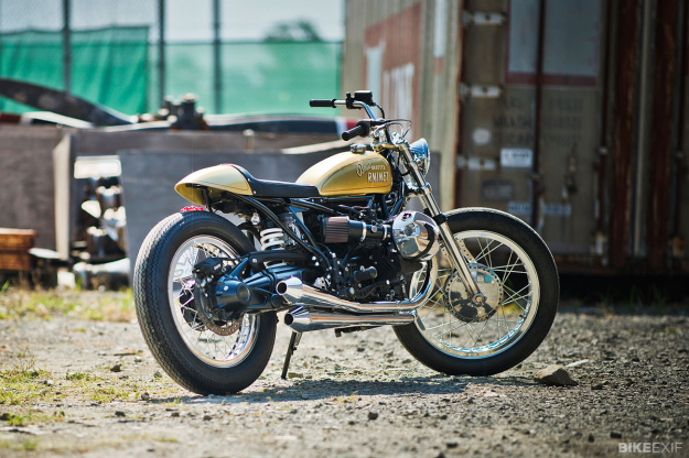 R Nine T customized by Brat Style