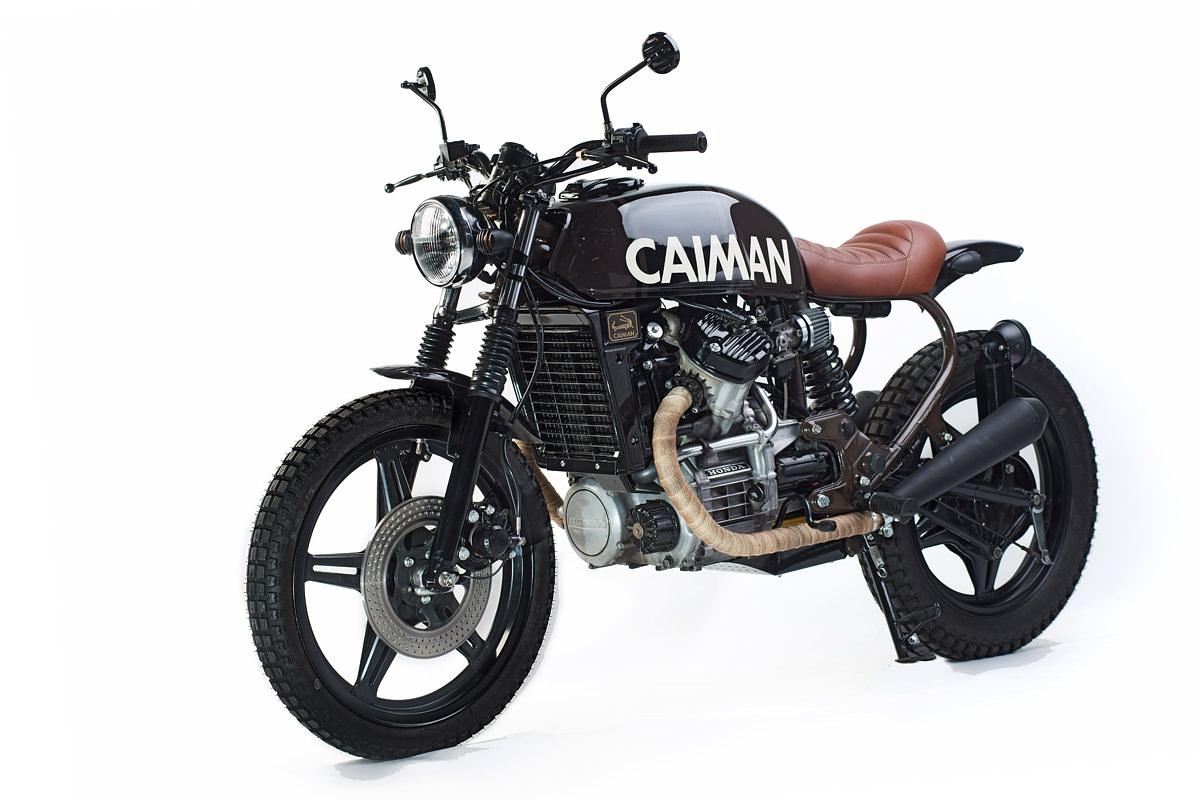 Urban Scrambler Caiman S Honda Cx500 Bike Exif