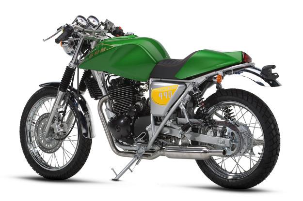 Gran Milano by SWM Moto — the classic Italian marque returns.