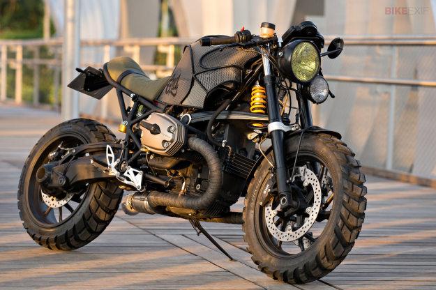 Best custom motorcycle builders: Cafe Racer Dreams.