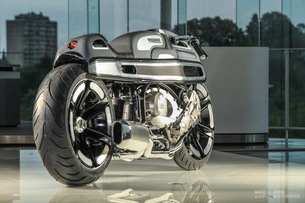 Best custom motorcycle builders: Krugger.