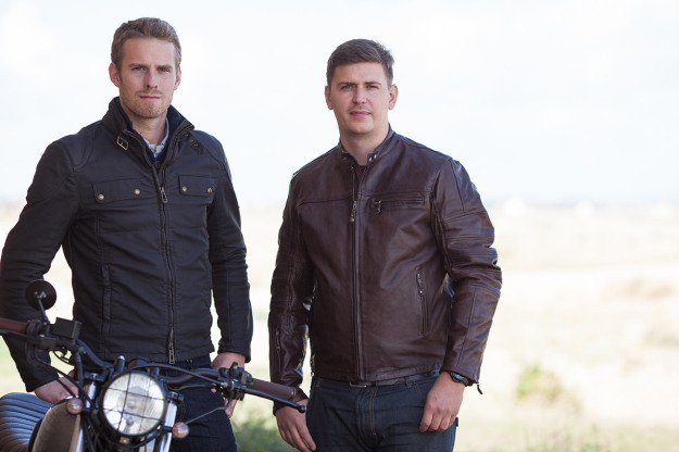 William Starritt and Andrew Suenson-Taylor of Urban Rider.
