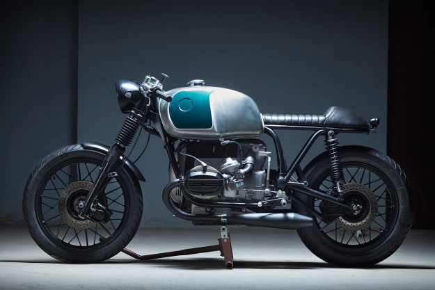A Sublime R100 RS from Spain's Kiddo Motors