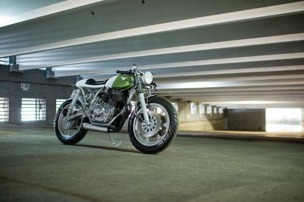 Due South: Federal Moto's Yamaha XS400