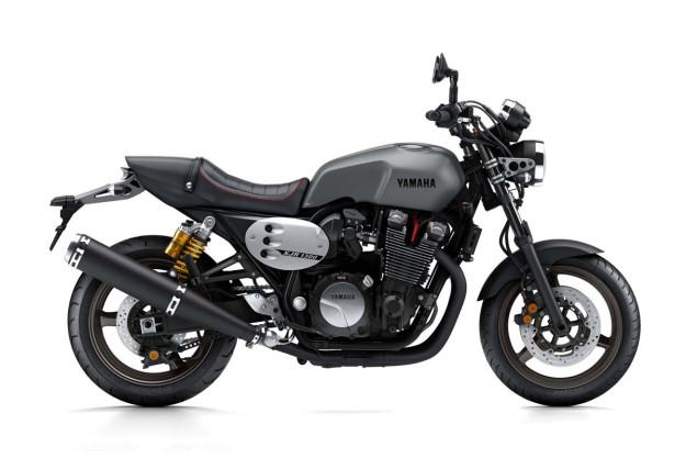 The 2015 Yamaha XJR1300.