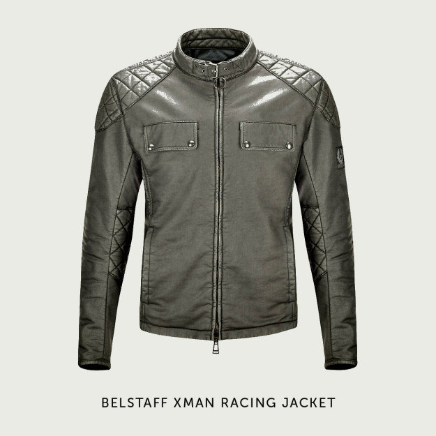 Belstaff Xman motorcycle jacket.