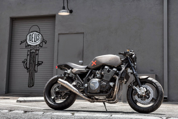 Custom Yamaha XJR1300 by Deus