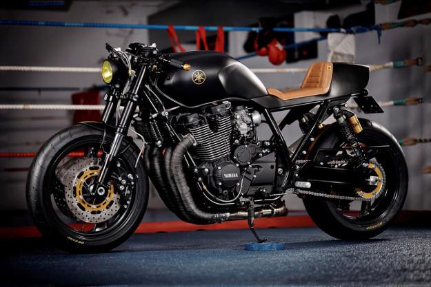 Custom Yamaha XJR1300 by It Rocks! Bikes