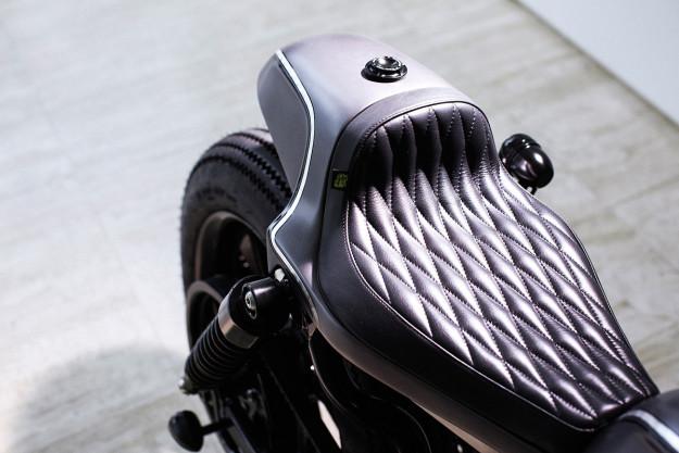 Slate Hammer: Rough Crafts' killer custom Sportster