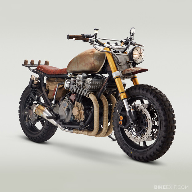 Daryl Dixon's motorcycle from The Walking Dead.