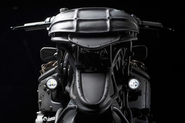 BMW K 1600 GTL by Hot Dock Custom Cycles.