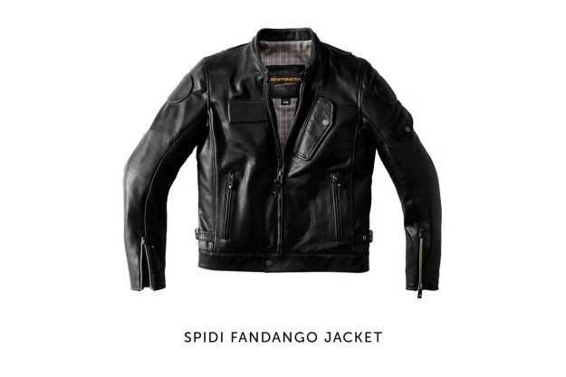 Spidi Fandango motorcycle jacket