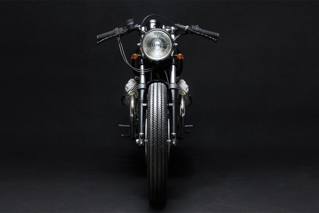 Better Than Factory: the Venier Customs Moto Guzzi V65