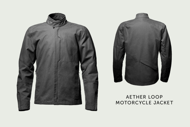 Aether Loop motorcycle jacket.