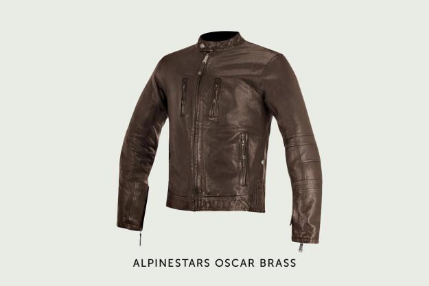 Alpinestars Oscar motorcycle jacket