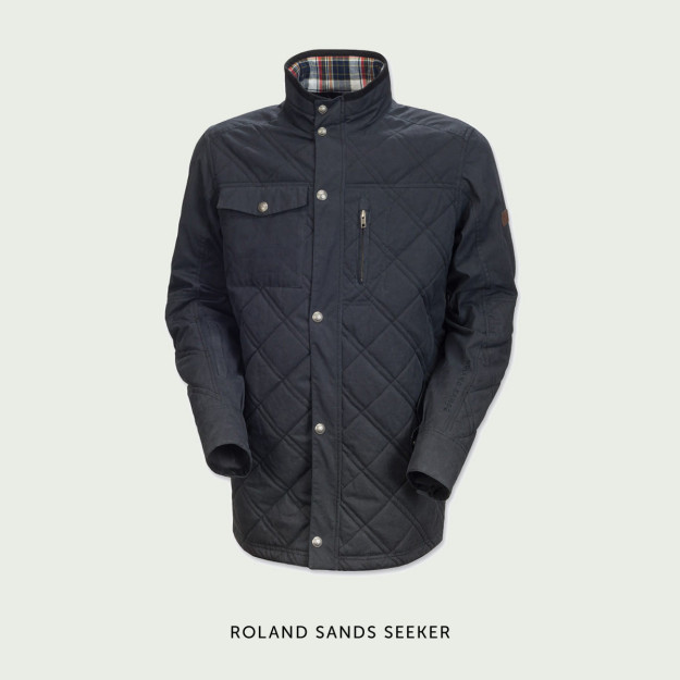 Roland Sands Seeker motorcycle jacket