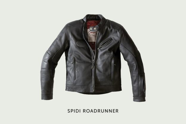 Spidi Roadrunner motorcycle jacket