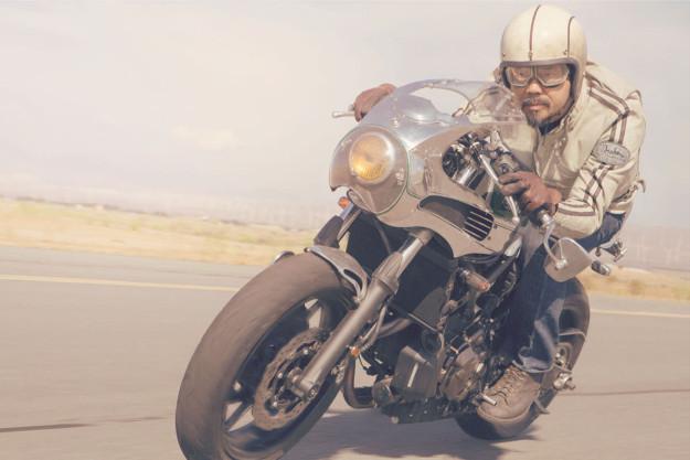Faster Son: A Yamaha MT-07 concept from Shinya Kimura
