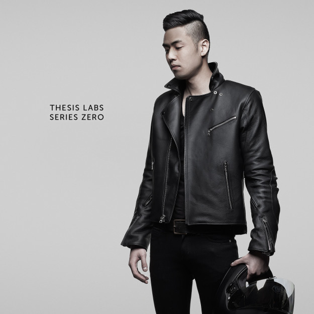 Thesis Labs Series Zero motorcycle jacket