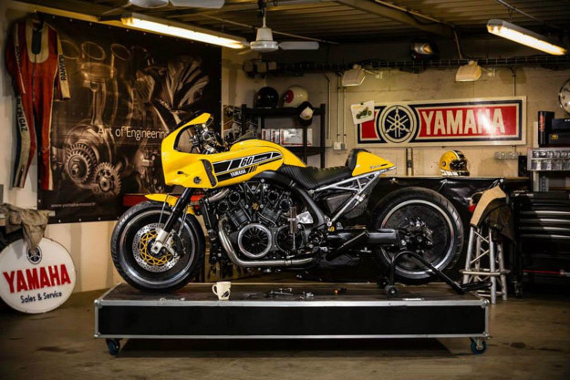 Yamaha Yard Built: The Road To Glemseck | Bike EXIF