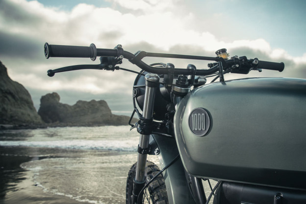 Slow Burn: A BMW R90/6 from Icon 1000
