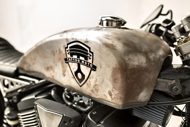 Modern Muscle: custom Victory Gunner by Tattoo Projects.