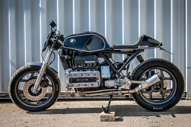 Bmw K100 by BSK Custom Speedworks