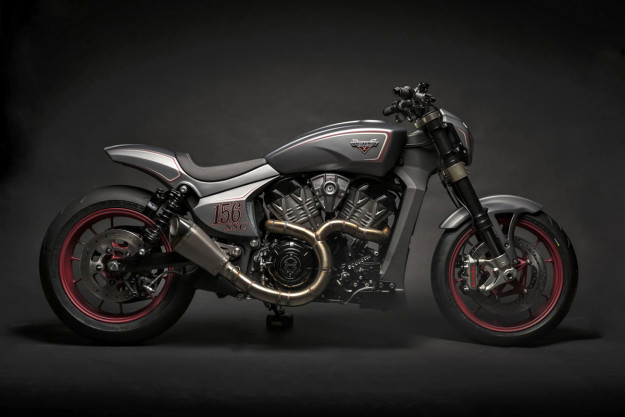 EICMA 2015: Victory Ignition Concept