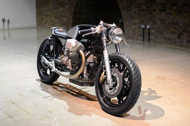 Auto Fabrica Type 9 custom Moto Guzzi
