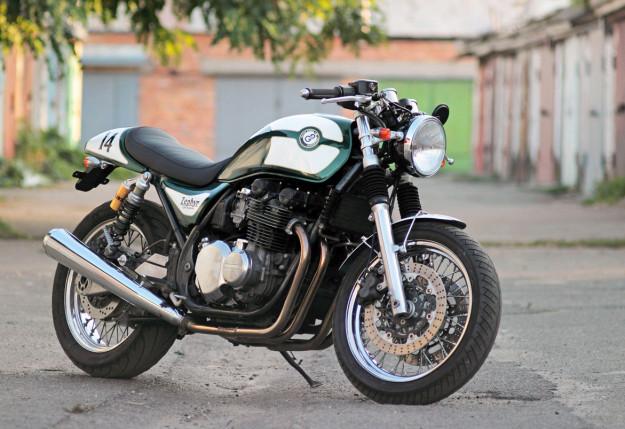 Gazzz Garage Kawasaki Zephyr
