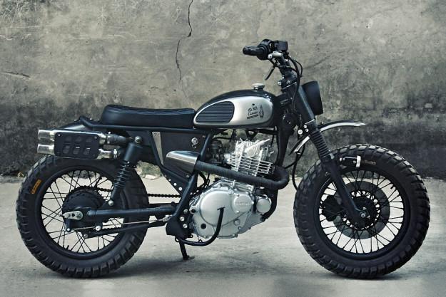 DuongDoan's Design Suzuki GN250