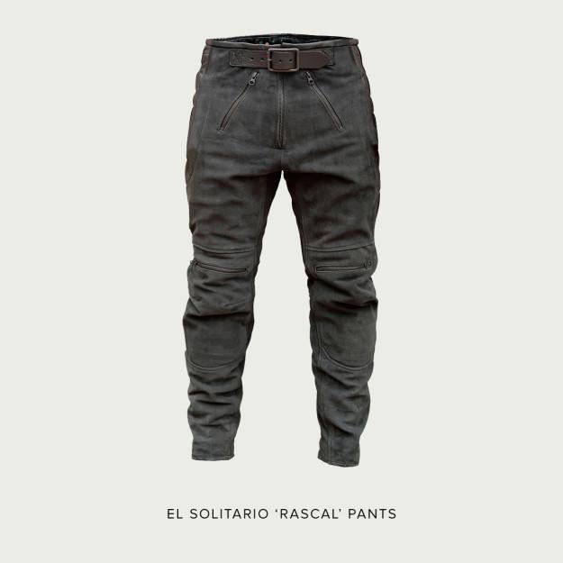 El Solitario Rascal motorcycle pants