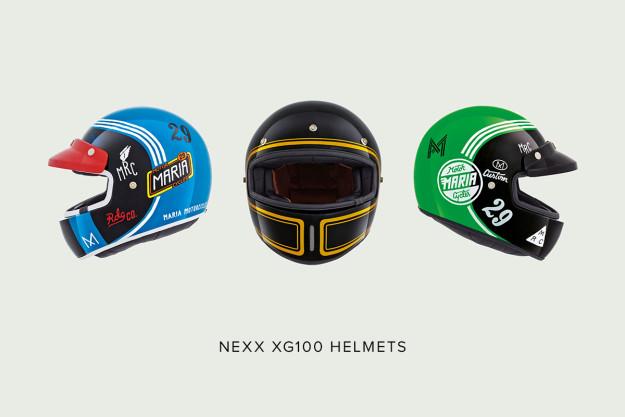 NEXX XG100 motorcycle helmets