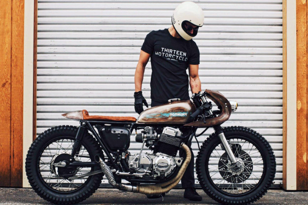 Honda CB750 by Thirteen & Company