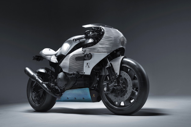 The PRAËM SP3: The most exclusive Honda RC51 in the world.