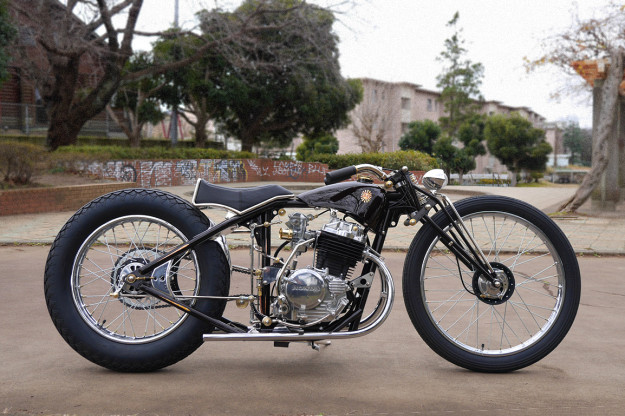 Honda XLR250 by Ask Motorcycles