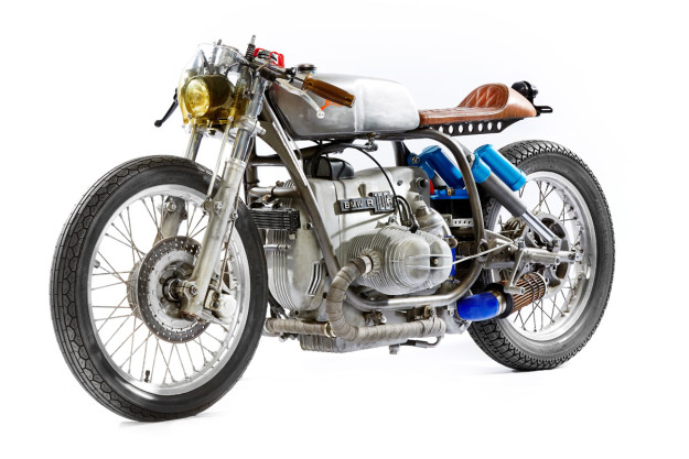 I'll Be Blown: This BMW R100 is packing a Porsche turbo