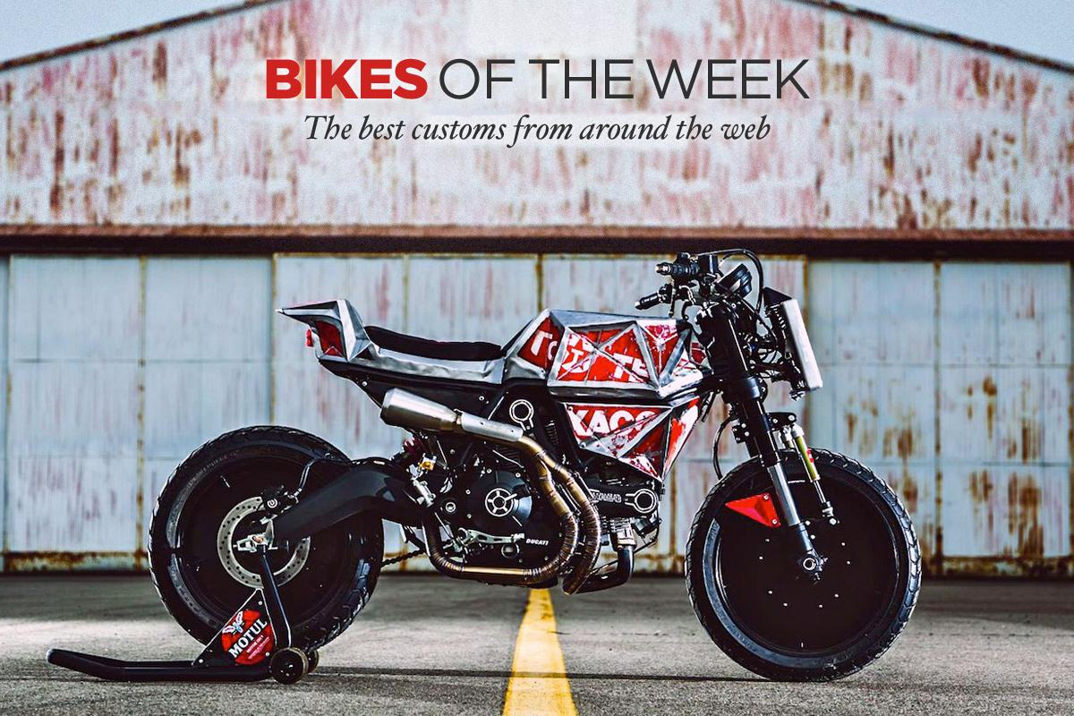 The best custom motorcycles of the week