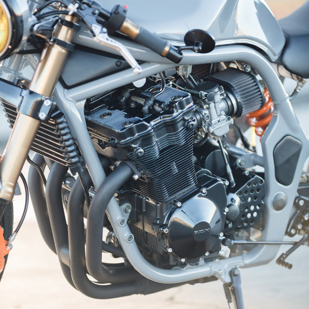 Are We Ready For A Suzuki Bandit Cafe Racer? | Bike EXIF