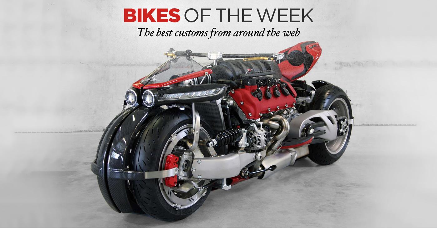 Custom Bikes of the Week: 1 November, 2015   Bike EXIF