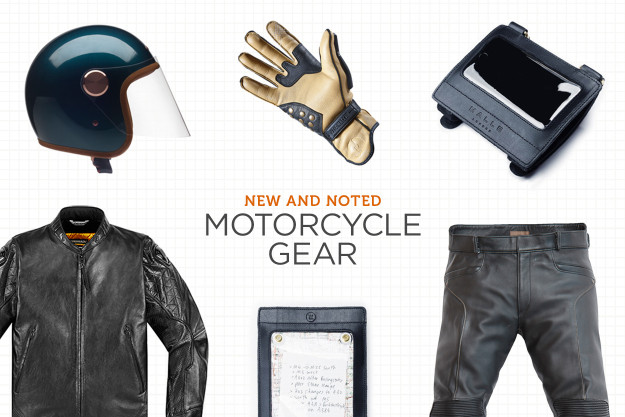 New motorcycle gear recommended by Bike EXIF.