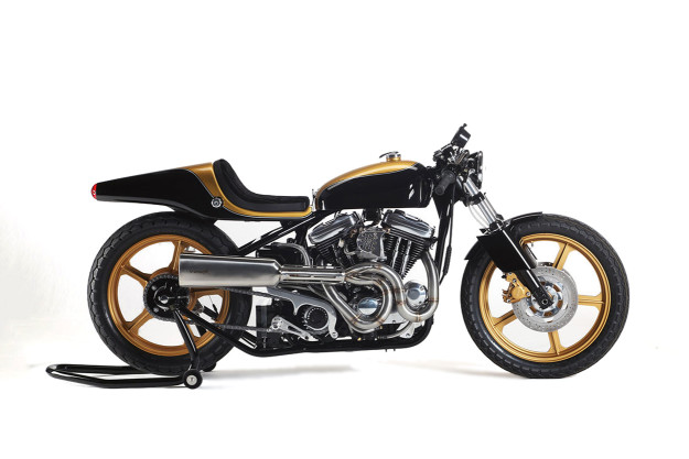 Harley Sportster by Stile Italiano