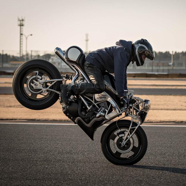 Harley-Davidson Japan: The Street Build Off