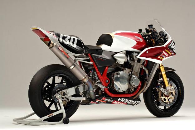 Honda CB1300 by Yamamoto Racing